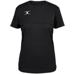 2600 RCFL18 81512805 Tee Photon Ladies Black Front