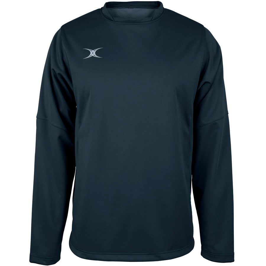 2600 RCGE17 81503705 Top Pro Warmup Dark Navy, Front