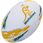 2600 RDBB18 45083905 Ball Supporter Australia Sz 5, Creative