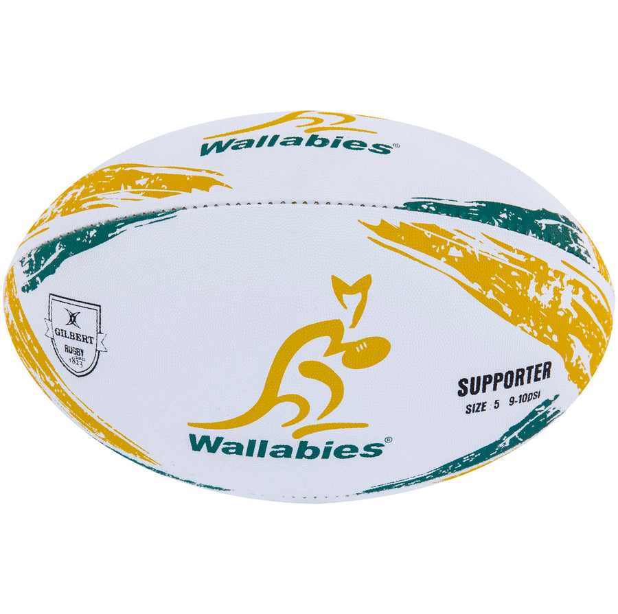 2600 RDBB18 45083905 Ball Supporter Australia Sz 5 Main