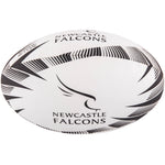 2600 RDCI17 45076505 Ball Supporter Newcastle Falcons Size 5 Panel 1