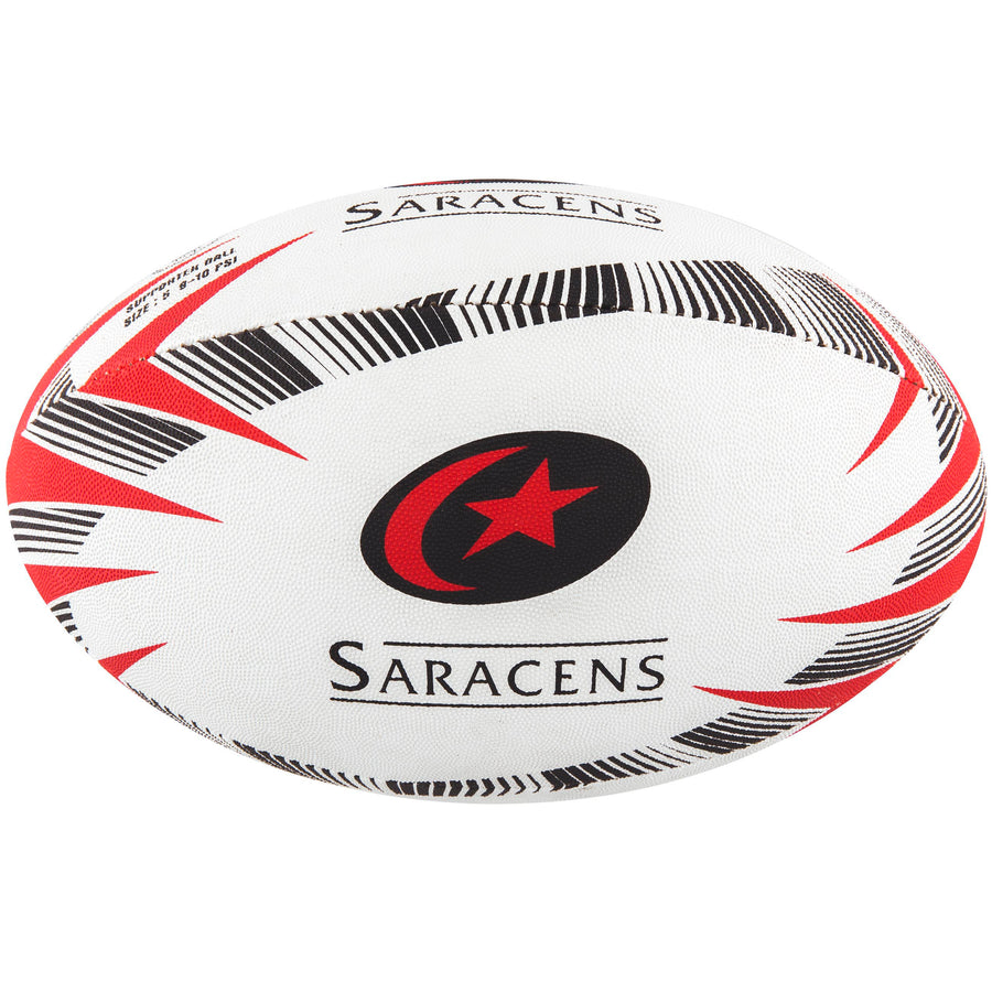 2600 RDCK17 45076705 Ball Supporter Saracens Size 5 Panel 1