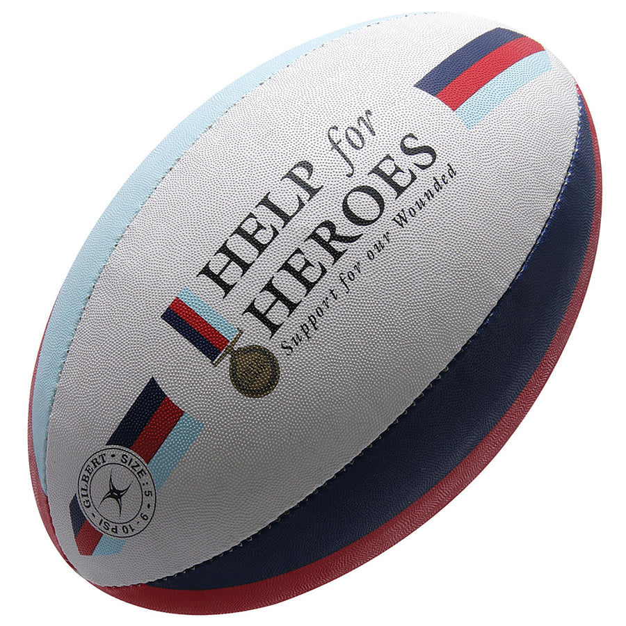 2600 RDED13 41026405 Ball Supp Help For Heroes Sz5