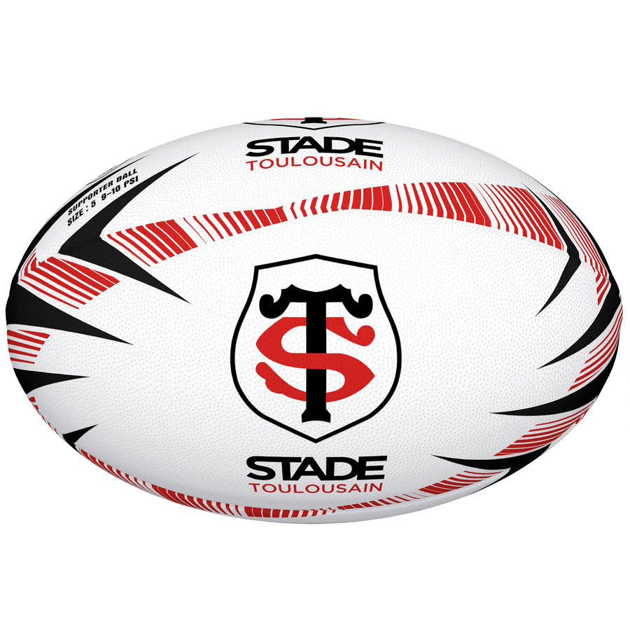 2600 RDFA13 48422305 Ball Supporter Stade Toulousain Size 5
