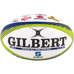 2600 RDFB17 45079105 Ball All Team Logo Super Rugby Size 5 Panel 1