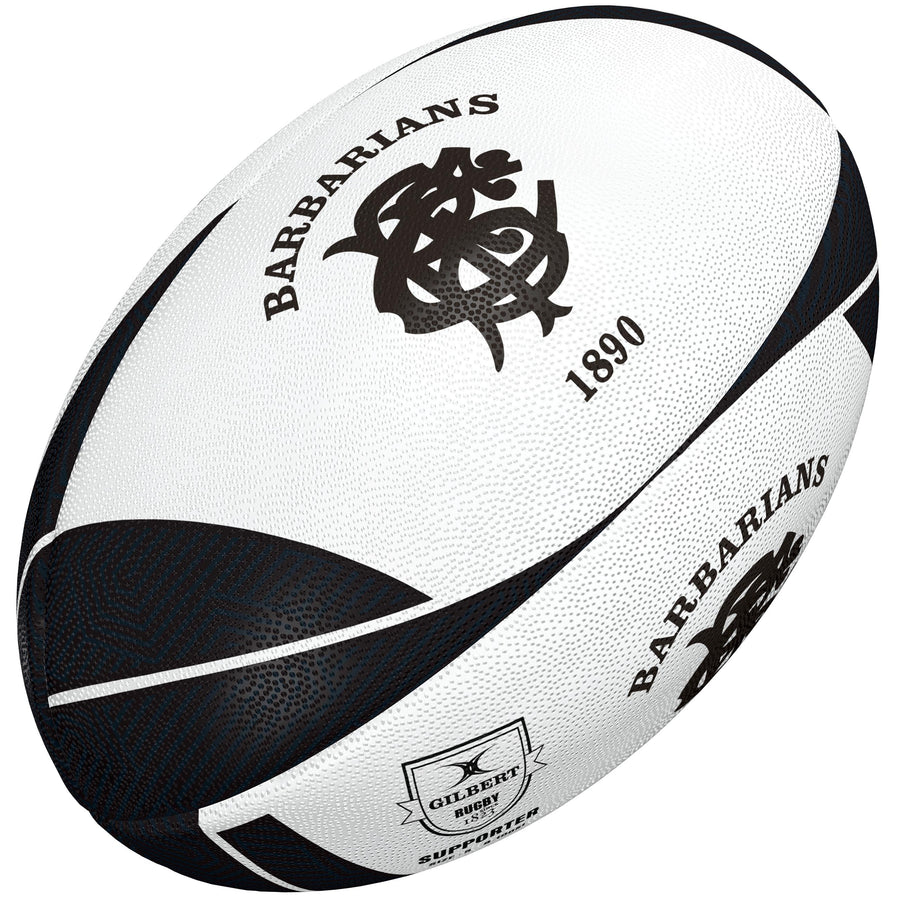 2600 RDFB20 48430305 Ball Supporter Barbarians Size 5