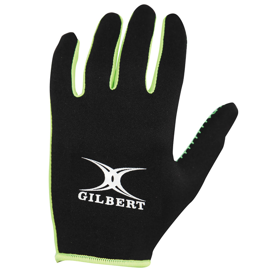 2600 RGAB13 89115305 Glove Atomic Black Green M Back