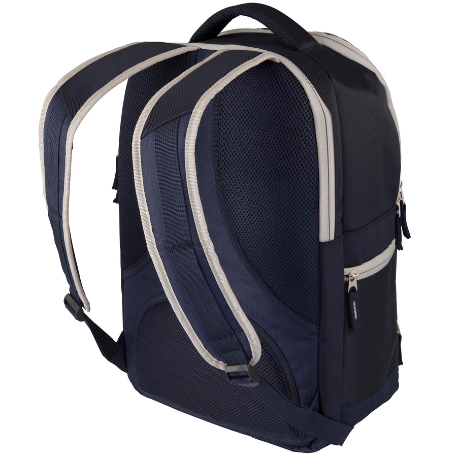 2600 RHAH17 83026202 Bag Club Rucksack V3 Navy Back