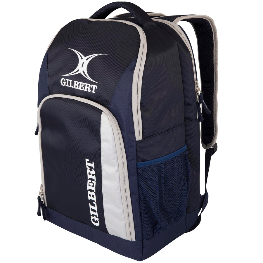 2600 RHAH17 83026202 Bag Club Rucksack V3 Navy Front