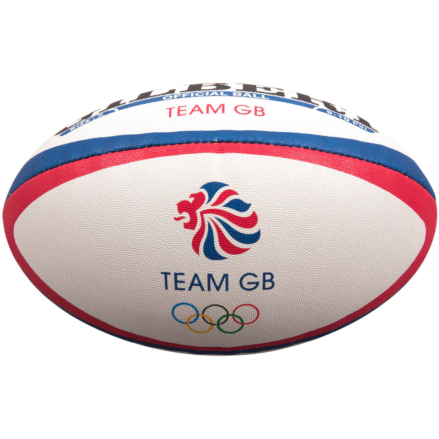 2600 RNEA16 45074305 Ball Team Gb Official Red Blue Sz 5 Team Gb Panel