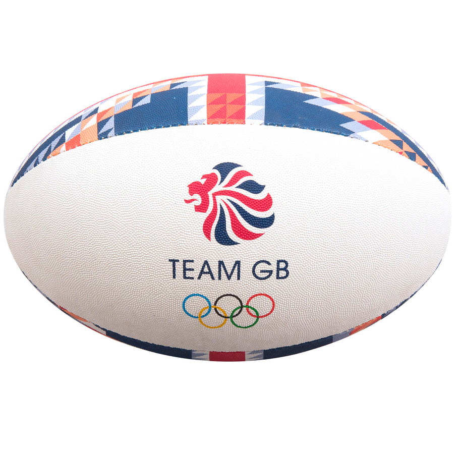 2600 RNEA16 45074405 Ball Team Gb Supporter Sz 5 Team Gb Panel