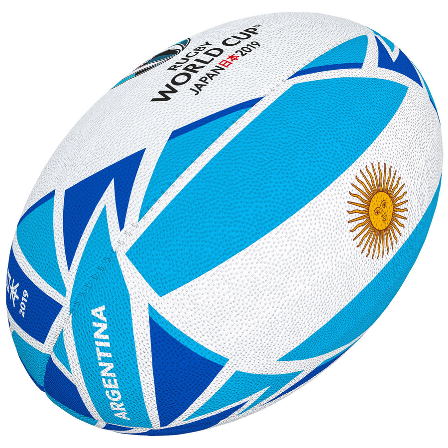 2600 RRBB18 48418005 Ball Rwc2019 Flag Argentina Sz5