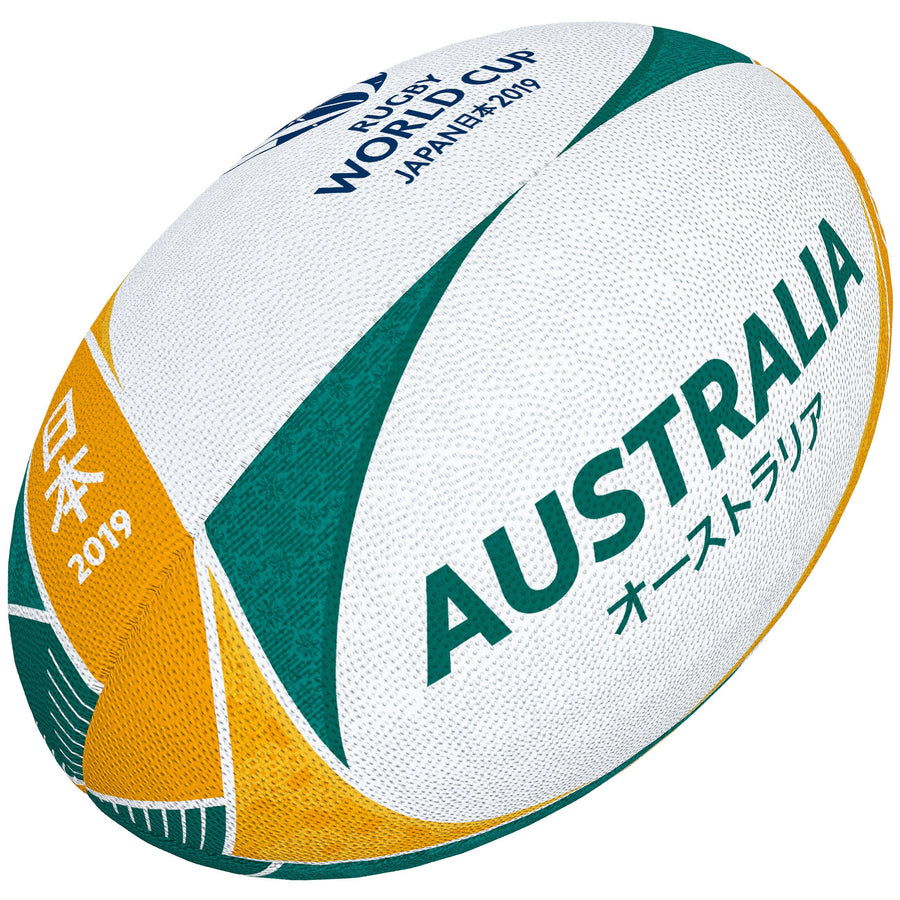 2600 RRBC18 48418305 Ball Rwc2019 Supporter Australia Sz5