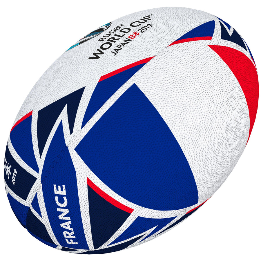 2600 RRBE18 48418705 Ball Rwc2019 Flag France Sz5