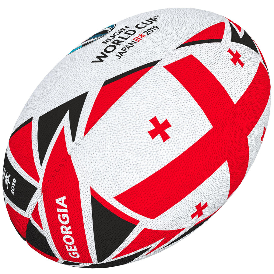 2600 RRBF18 48418905 Ball Rwc2019 Flag Georgia Sz5
