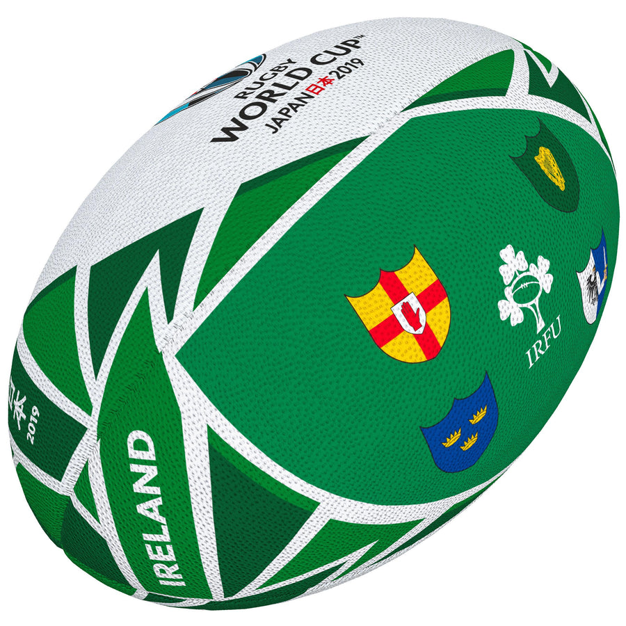 2600 RRBG18 48419105 Ball Rwc2019 Flag Ireland Sz5
