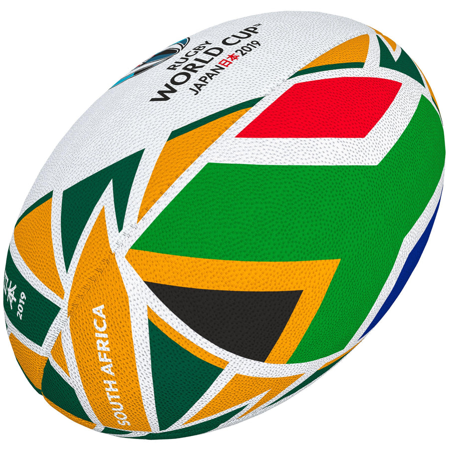 2600 RRBK18 48419905 Ball Rwc2019 Flag South Africa Sz5
