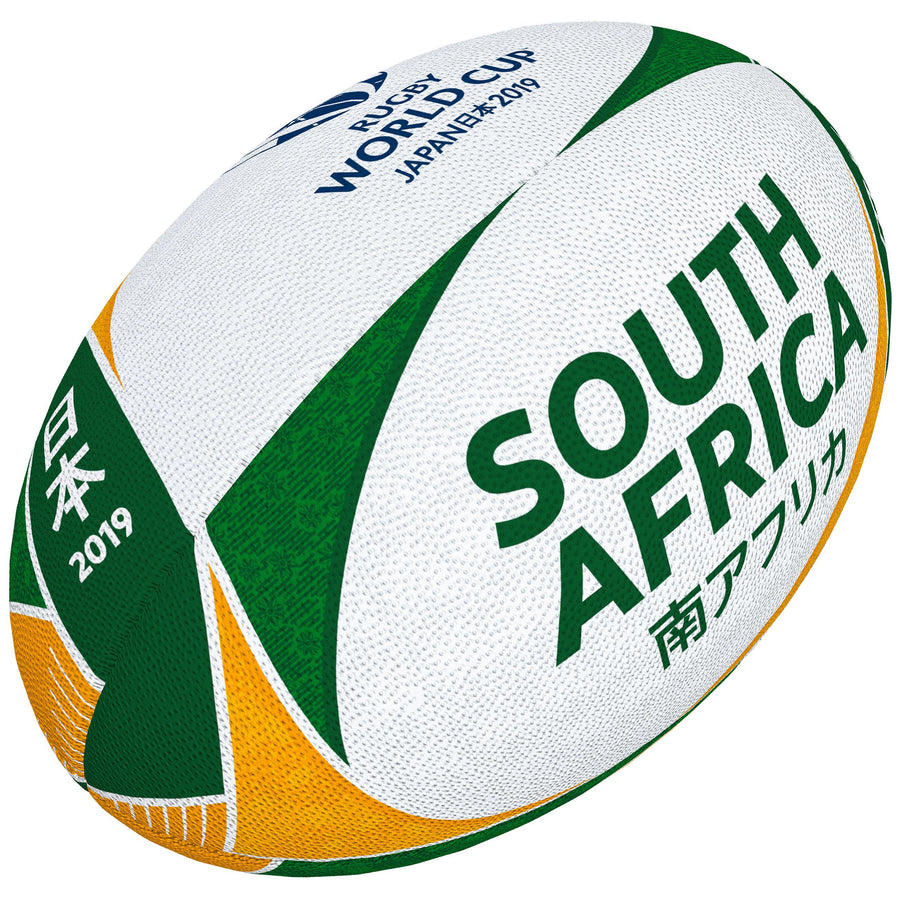 2600 RRBK18 48420005 Ball Rwc2019 Supporter South Africa Sz5