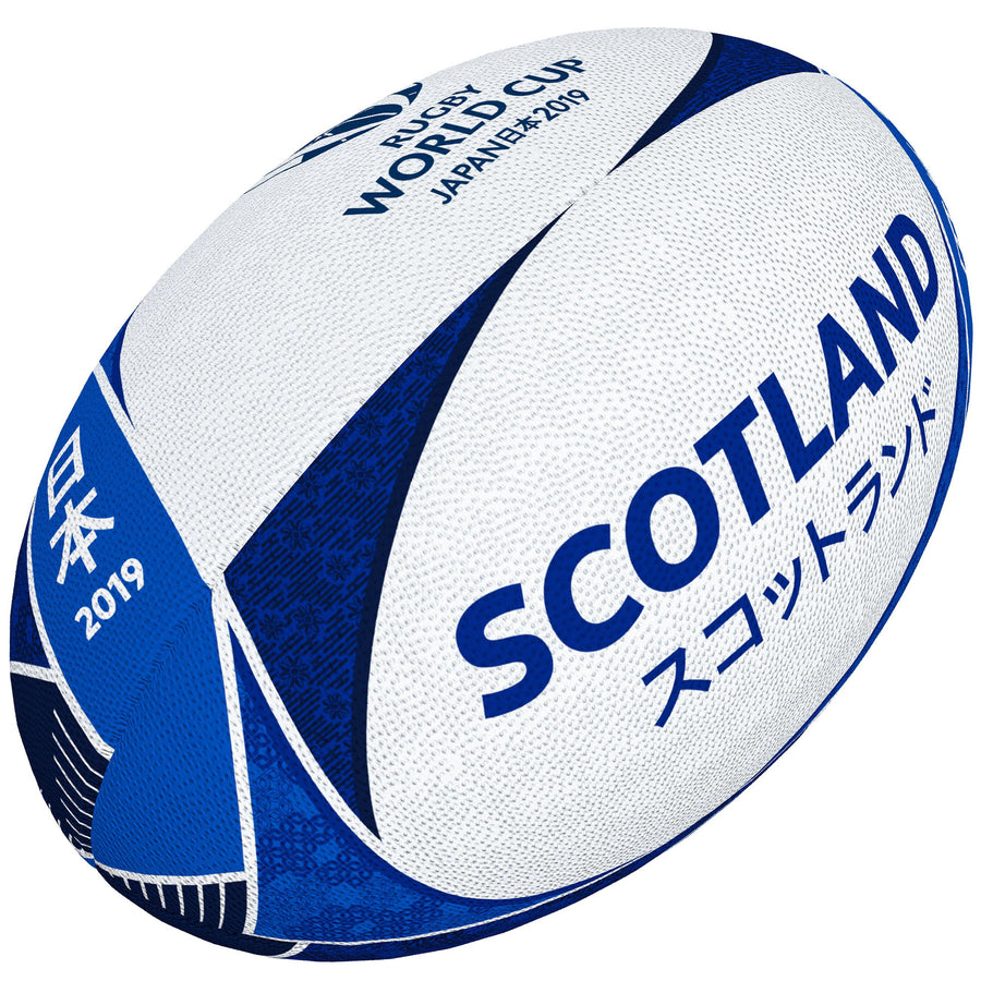 2600 RRBL18 48420205 Ball Rwc2019 Supporter Scotland Sz5