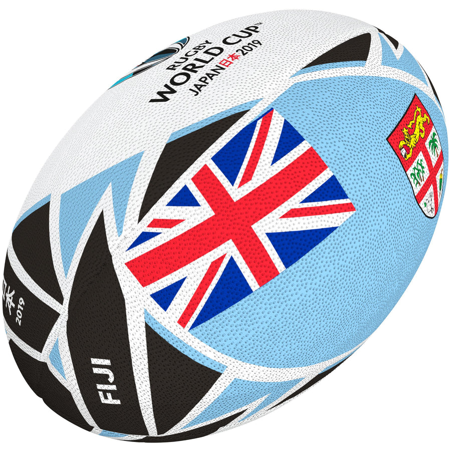 2600 RRBN18 48420505 RWC 2019 Fiji Flag Ball