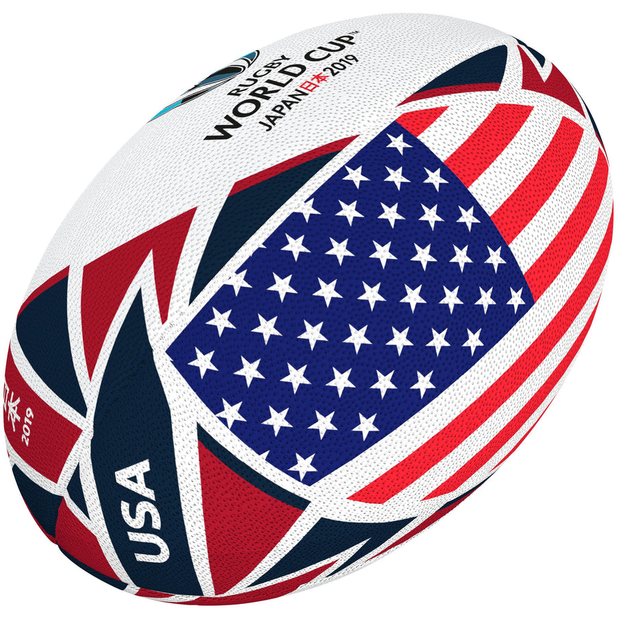 2600 RRBP18 48420905 RWC 2019 USA Flag Ball