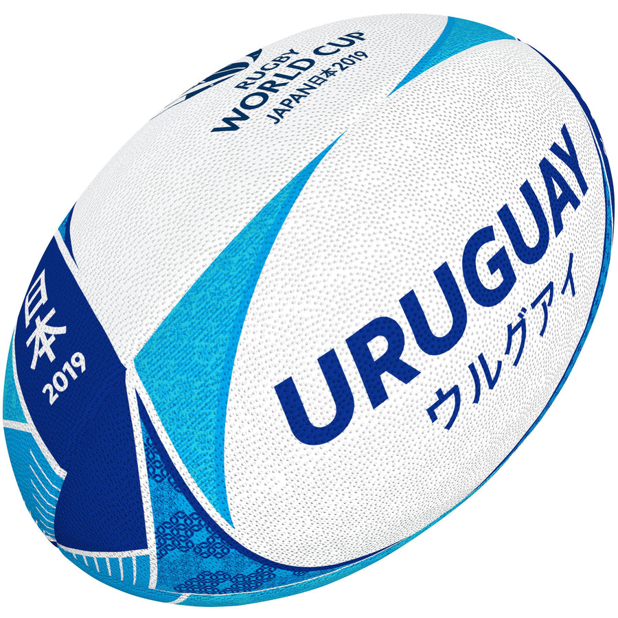 2600 RRBQ18 48422505 RWC 2019 Uruguay Supporter Ball
