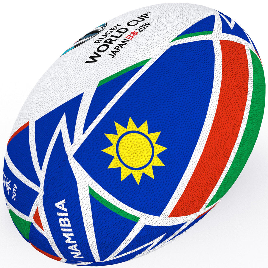 2600 RRBT18 48426505 Ball RWC 2019 Flag Namibia Size 5