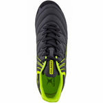 2600 RSIA19 87385018 Boot Sidestep X9 Lo 6 Stud Black & Neon Yellow, Top