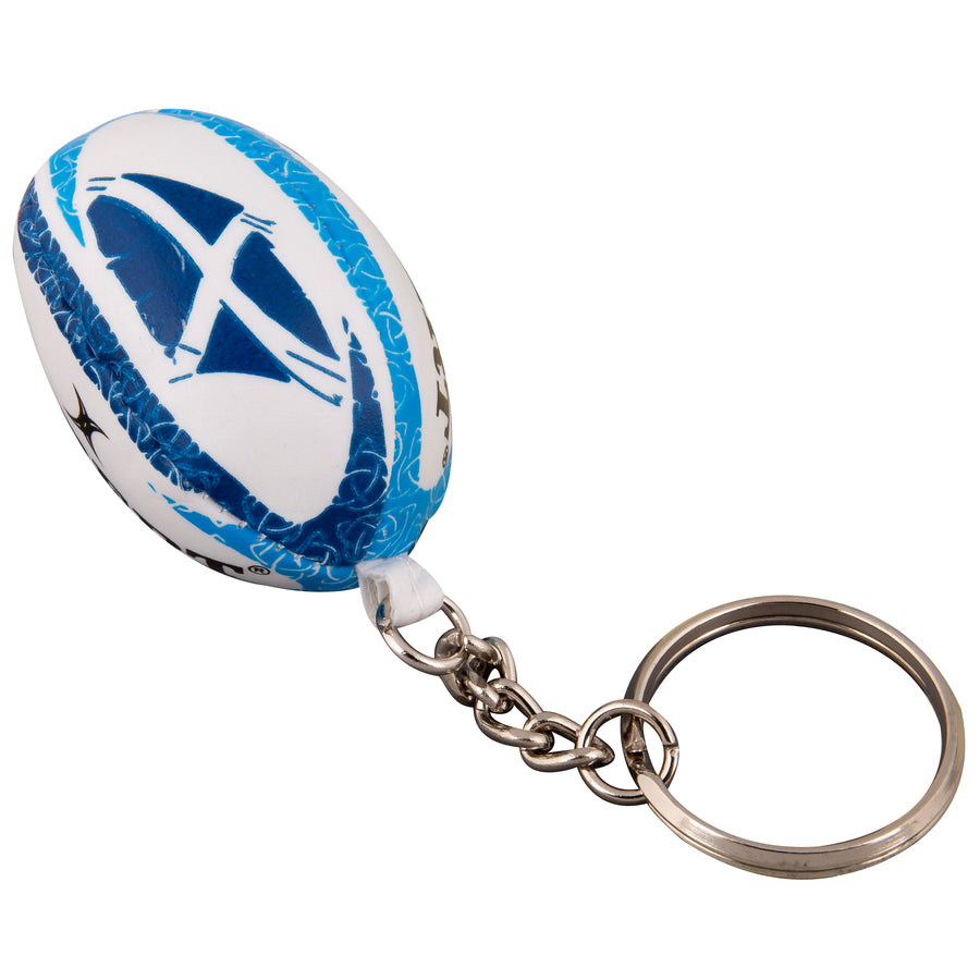Flower of Scotland Keyring