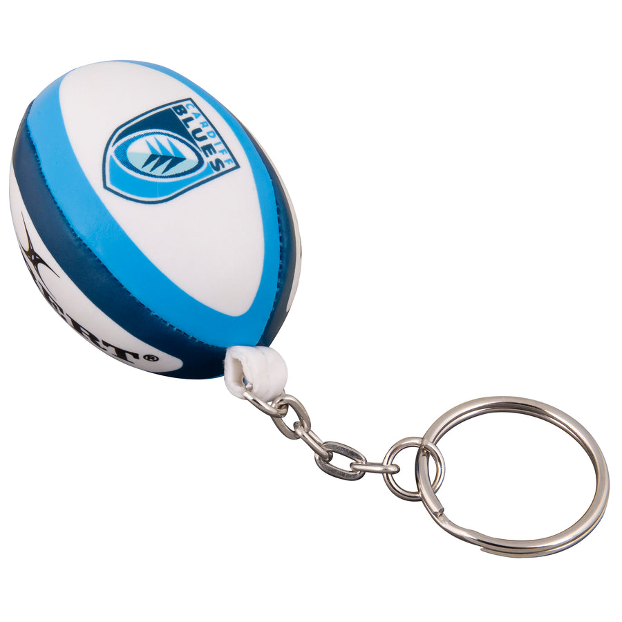Cardiff Blues Keyring