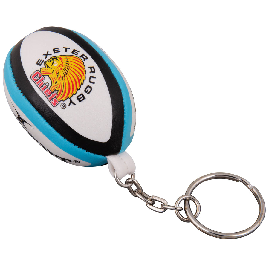 Exeter Chiefs Keyring