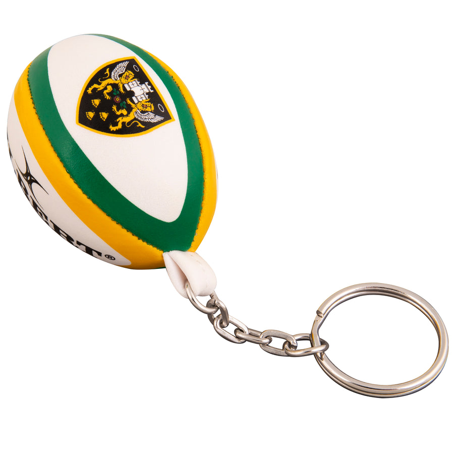 Northampton Saints Keyring