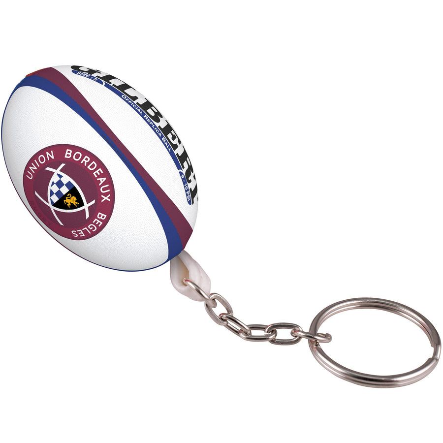 Bordeaux Begles Keyring