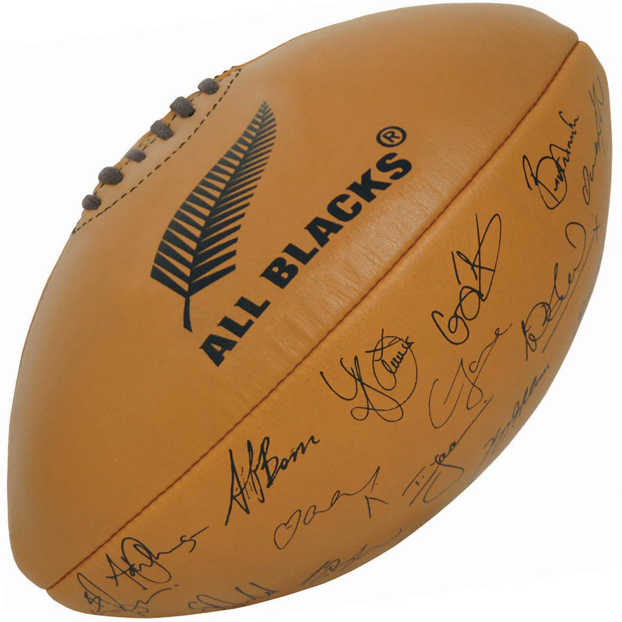 All Blacks Leather Ball