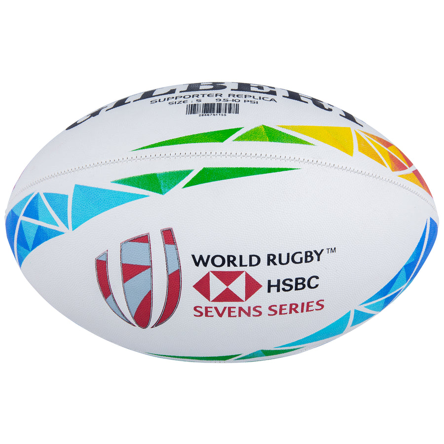 NEW HSBC World Sevens Series Replica Ball