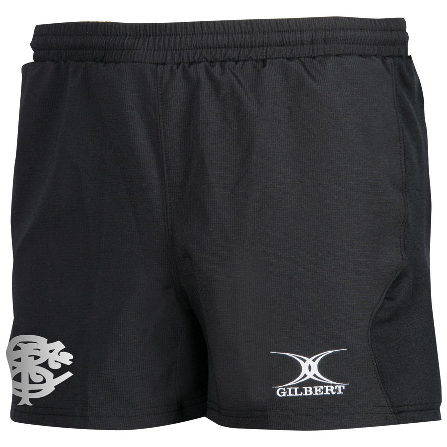 Barbarian FC Adult's Black Barbarian Match Short