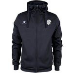 Barbarian FC Adult's Black Barbarian Full Zip Hoody