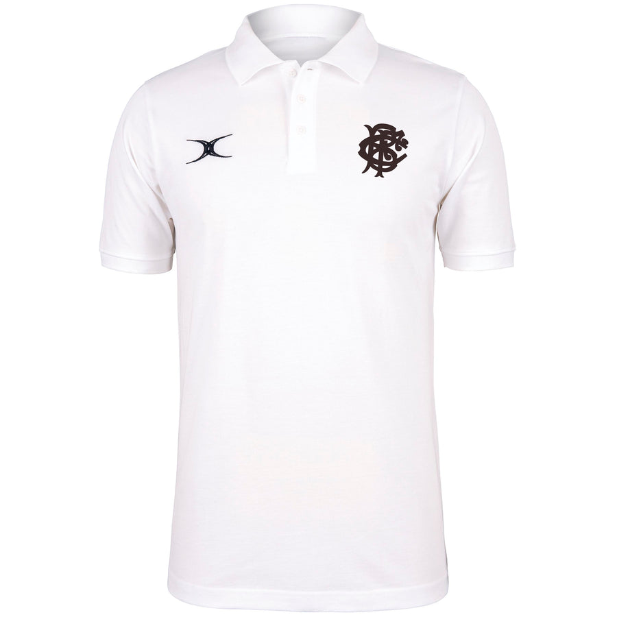 Barbarian FC Adult's White Barbarian White Polo