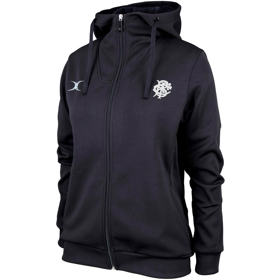 Barbarian FC Adult's Black Ladies Barbarian Hoody