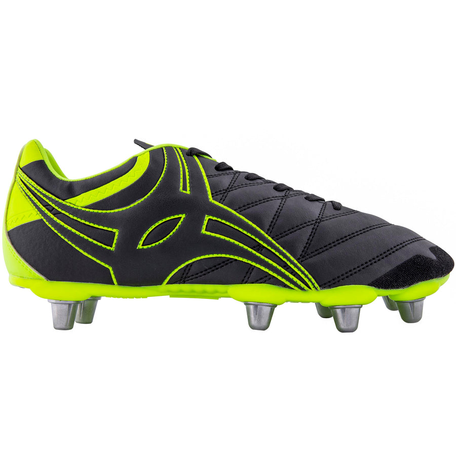 Sidestep X9 8 Stud Junior Rugby Boots