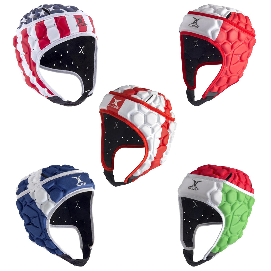 Junior Falcon 200 Countries Headguard