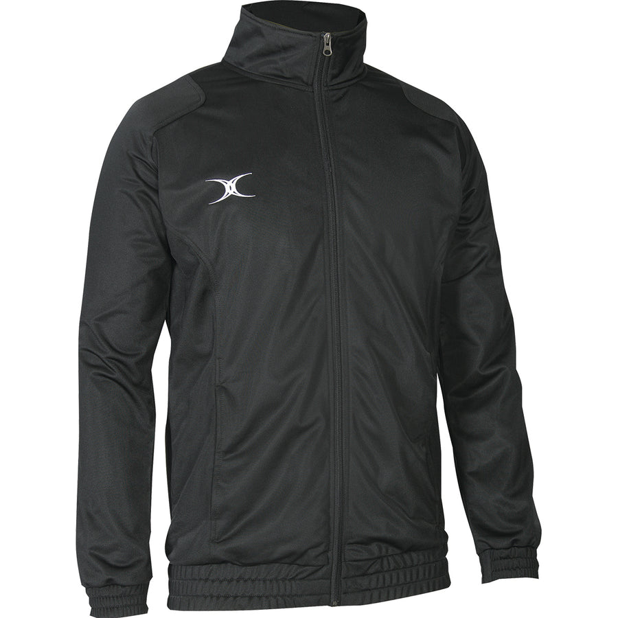 RCGG14LeisureWear Saracen Track Top Black