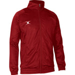 RCGG14LeisureWear Saracen Track Top Red