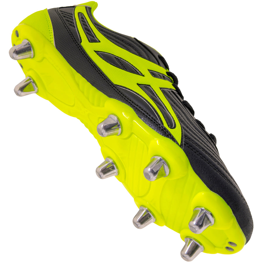 RSDA18Boot Sidestep V1 Lo8s Black_neon Yellow Main