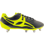 RSDA18Boot Sidestep V1 Lo8s Black_neon Yellow, Outstep