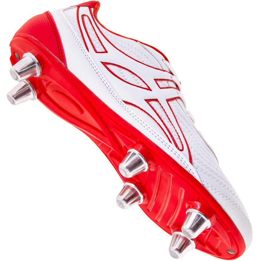 RSDA18Boot Sidestep V1 Lo 6s White_red Main