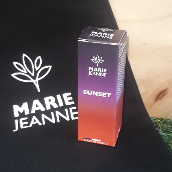 E-LIQUIDE SUNSET MARIE JEANNE CBD - Green Heaven | CBD Bordeaux