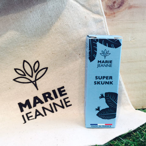 E-liquide - SUPER SKUNK - Marie Jeanne - Green Heaven | CBD Bordeaux