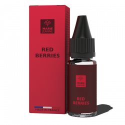E-liquide - RED BERRIES - Marie Jeanne