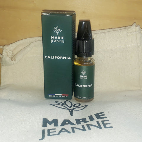 E-liquide -CALIFORNIA - Marie Jeanne - Green Heaven | CBD Bordeaux